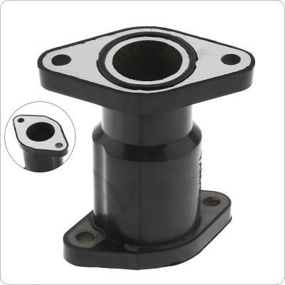 Black INTAKE MANIFOLD CARBURETOR BOOT FITS for YAMAHA  / BREEZE 125 / YFA1 1989-2004