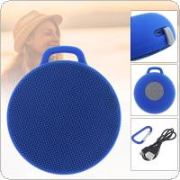 Portable Outdoor Waterproof Subwoofer Bluetooth Speaker with Handsfree Call Function for Outdoor Activities / Family / Party