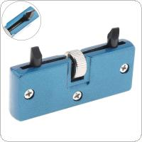 Two-Claw Opener Flat mouth Remover Screw Wrench Open Watch Back Cover Bottom Change Battery Tool