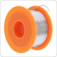 63/37 50g 1.0mm No Clean Rosin Core Solder Tin Wire Reel with 2% Flux and Low Melting Point for Electric Soldering Iron