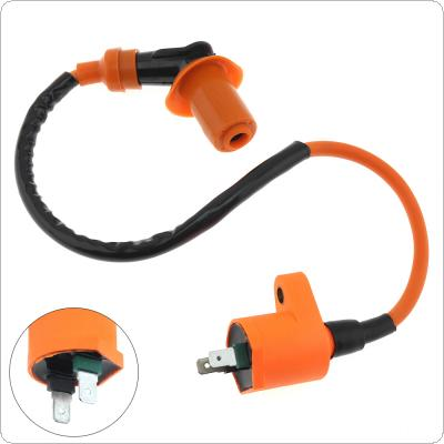 50CM UPGRADE IGNITION COIL for Scooter ATV Haomai Gwangyang Motorcycle / GY6 / 50CC / 125CC / 150CC