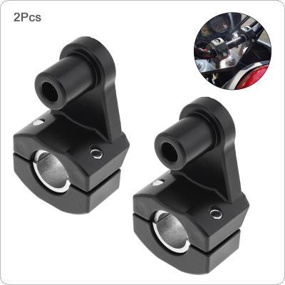2pcs Rox Speed FX Pivot Handlebar    Height Adjustable 22MM and 28MM Handlebar Mount Bracket for XR650L / Suzuki V-Strom / BMW GS1150 and 1100 / F650GS Twins an