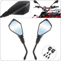2pcs Black ATV Rear View Side Mirror Fit for Polaris / Sportsman SP 850 / Sportsman XP 850 1000