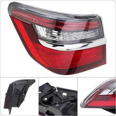 Waterproof Durable Outer Tail Light Left Side LH Fit for Toyota Camry Sport Edition 2015 - 2017