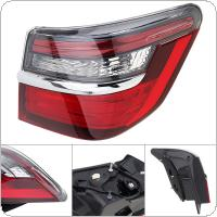 Waterproof Durable Outer Tail Light Right Side RH Fit for Toyota Camry Sport Edition 2015 - 2017