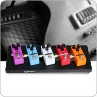 4pcs 1/4inch 6.3mm Guitar Effects Pedal Connector Coupler Jack Interface Cable Adaptor Electric Pedal Board Accessories