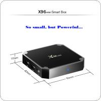 X96 mini TV BOX Android 7.1 OS Smart TV Box 2GB 16GB Amlogic S905W Quad Core 2.4GHz WiFi Set top box