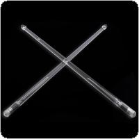 5A Polymer Material Drum Stick 12 Colors Alternately Noctilucent Glow in The Dark Stage Performance Luminous Jazz Drumsticks
