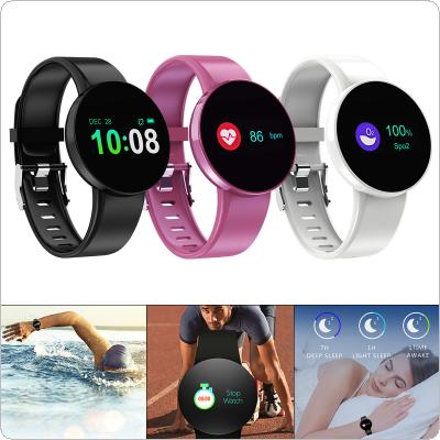 D3Plus Blood Pressure and Heart Rate Intelligent Smart Wristband with IP68 Waterproof Sports Bracelet for Android / IOS