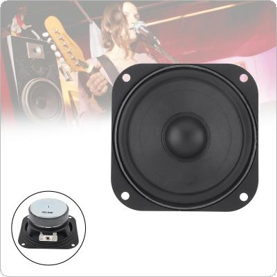 3.5 Inch 15W Portable Tweeter Full Frequency Speaker Rubber Car CD Amplifier for Family / Outdoor / Bathroom / Motorcycle
