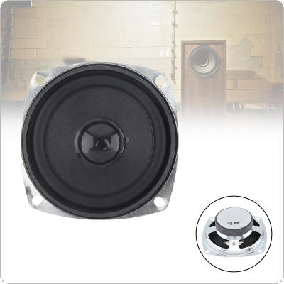 3 Inch 5W Portable Tweeter Full Frequency Neodymium Speaker Rubber Car CD Amplifier Speaker For Outdoor / Bathroom  / Motorcycle