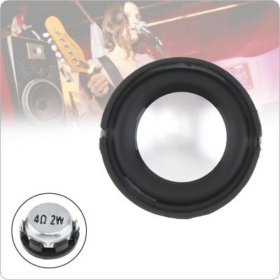 1Inch 2W Mini Bluetooth Circular Horn Tweeter Portable Speaker Unit Full Frequency Cotton for  DIY Car Audio Loudspeaker and DIY Speaker
