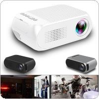 YG320 HD 80 Inch Portable Mini LED Pocket Projector for Sony PS4 and Xbox