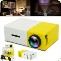 YG300 Universal 60 Inch HD Battery Operated Portable Mini LED Pocket Projector for Home and Entertainment