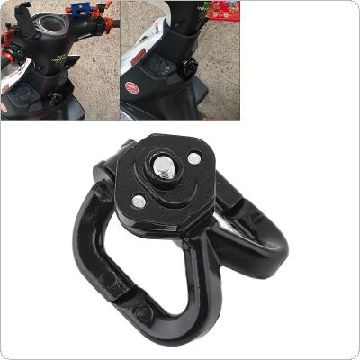 Black Aluminum Alloy Front Hook for Electric Vehicles / Scooters