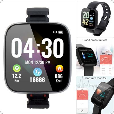 B9 Smart Bracelet 120mAh Waterproof Bluetooth Colorful Screen Wristband with Heart Rate Monitoring and Step Counting for MIUI / IOS / Andriod