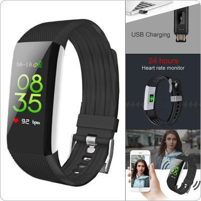 B7Pro Smart Bracelet 80mAh Waterproof Bluetooth Colorful Screen Wristband with Heart Rate Monitoring and Step Counting for MIUI / IOS / Andriod