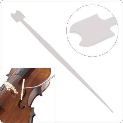 Flexible Metal Cello Sound Post Setter Violoncello Column Hook Luthier Gauge Install Tool