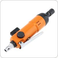 TORO TR-5HA 5mm 9000rpm Straight Shank Pneumatic Air Screwdriver with Double-headed Screwdriver Bit and Small Hook for Home Renovation