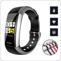 V1 0.96 Inch Waterproof Intelligent Multifunctional Sports Bracelet for Android / iOS with Green Light Sensor Detection