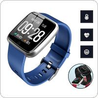 Mate3 1.3 Inch Waterproof Intelligent Multifunctional Sports Bracelet for Android/IOS with Sports Record and Health Monitoring