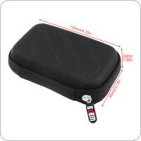 BUBM Hard USB Flash Drive Case / Travel Carrying Bag for USB Flash Drives ,  SD Cards ,  Earphone Cables and Other Small Accessories