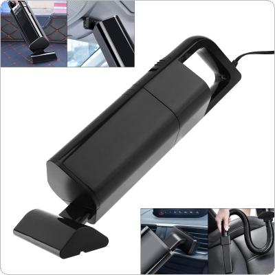 12V 4000pa 5M 120W  Hand-held Car Dry Wet Dual-use  Vacuum Cleaner with Washable HEPA Filter