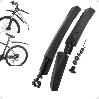 Bicycle Mudguard Mountain Bike Fenders Set Mud Guards Bicycle Mudguard Wings for Bicycle Front / Rear Fenders