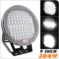 Ultra Bright 9 Inch 378W Offroad LED Work Light Bar for 4WD 4x4 Off Road SUV ATV Truck Car LED Work Lamp Boat LED Lamp