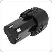 Universal 12V 3 x 1500mAh Power Two-speed Li-ion Battery with Disconnect Button for Electric Drill / Pistol Drill / Electric Screwdriver
