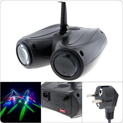20W Portable LED Lights Laser Stage Effect Light Waterproof LED Double Airship for Club / Disco / DJ / Party / Bar / KTV