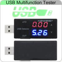 LCD Current Voltage Charger Capacity Tester USB Charger Doctor Power Meter Text Voltmeter for Mobile Phone Repair