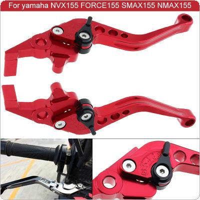Motorcycle Brake Clutch Master Cylinder CNC Clutch Brake Pump Reservoir Hydraulic Pump Lever for Yamaha / NVX155 / FORCE155