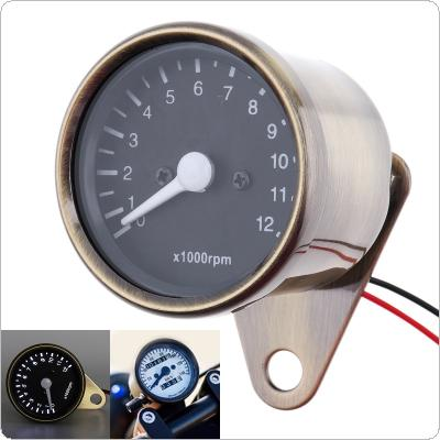 Motorcycle Retrofit Meter Retrofit Mechanical Tachometer Retrofit Instrument