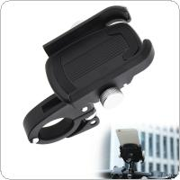 "Universal Aluminium Alloy Bicycle Phone Holder 4.0-6.8"" Handlebar Holder Motorcycle Cycling Bracket Mount Bike Racks"