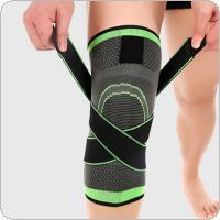 1PCS Support of the Knee Protection Professional Basketball Shoe Sport Knee Bandage Knee Brace Breathable