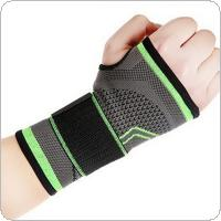 1PCS High Elastic Bandage Fitness Yoga Hand Palm Brace Wrist Support Crossfit Powerlifting Gym Palm Pad Protector