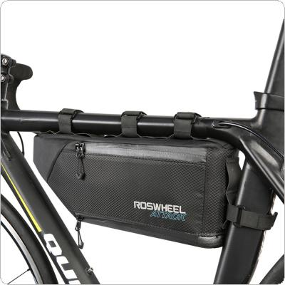 Bike Bicycle Cycling Bag Front Tube Frame Phone Waterproof Bicycle Bags Triangle Pouch Frame Holder Bycicle Accessories