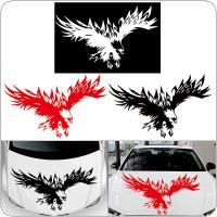 50 x 80CM PVC 3 Colors Flying Eagle Tribe Pattern Personality Car Body / Bumper / Hood / Scratch Sticker