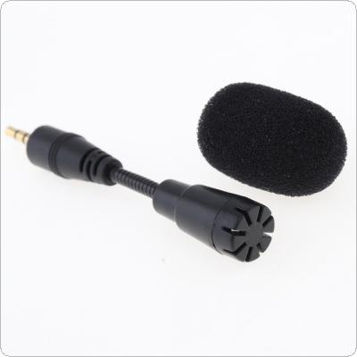 Mini 2.5mm Jack Flexible 65MM Microphone Mic for Mobile Phone / PC / Laptop Notebook / Car