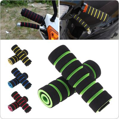 Universal Sponge Non-slip Rubber Cover Ox horn Modification Accessories Handlebar Gloves for Electric Off-road Motorcycle
