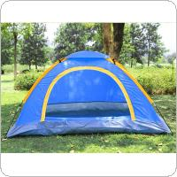 2-3 Person Waterproof Outdoor Foldable Pop Up Open Tent Camping Hiking Beach Travel  Sunshelter Waterproof Tent