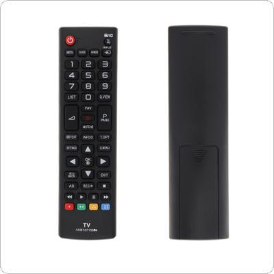 IR 433MHz AKB73715694 Replacement TV Remote Control Distance Suitable for LED HDTV TV 32LN541B / 50LN540V / 55LN540V / 60LN540V