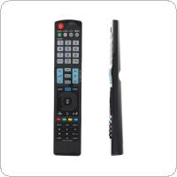 IR 433MHZ AKB73275689 Replacement TV Remote Control with Long Remote Control Distance Distance Suitable for LG TV