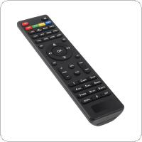 IR 433MHZ Satxtrem V7 Replacement TV Remote Control Suitable for Freesat V7 HD / V7 Combo / V7 MAX / Gtmedia V7s HD / DVB S2 Satellite Receiver