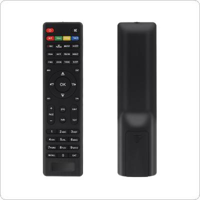 IR 433MHz  Replacement TV Remote Control Suitable for Freesat V7 HD / V7 Combo / V7 MAX / Gtmedia V7s HD / DVB S2 Satellite Receiver Fit for Satxtrem V7
