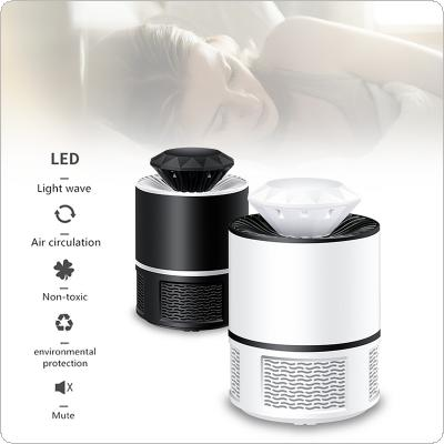 Portable ABS  5W Inhalation Type  Home Living Room  Pest Control Electric Bug Anti Mosquito Killer Lamp