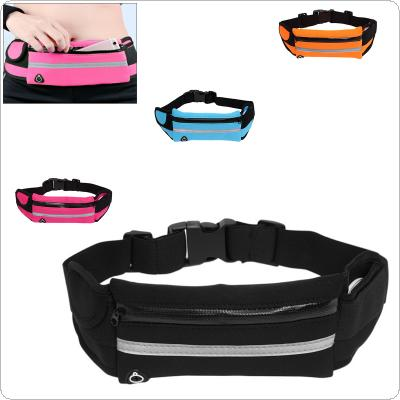 Sport Accessories Outdoor Running Waist Bag Waterproof Mobile Phone Holder Jogging Belt Belly  Women Gym Fitness Lady