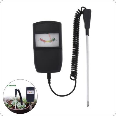 Split Type Acid-Base Properties Digital Tester Garden Tool with Probe for Soil PH Levels