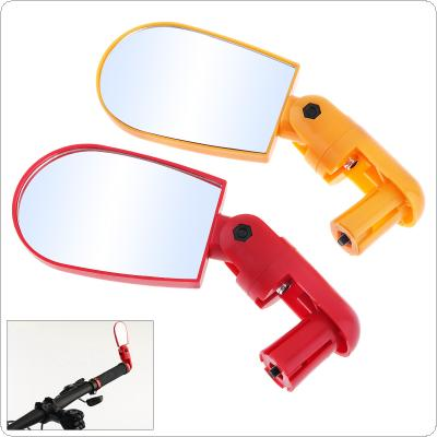 Adjustable Rear View Mirror Mountain Bike Handlebar Rearview Mirror Bike Accessories